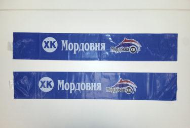 Палки-стучалки ХК Мордовия